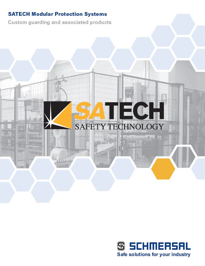 SATECH Modular Protection Systems